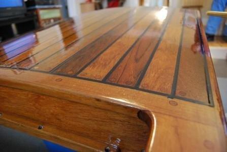 trasparente legno
