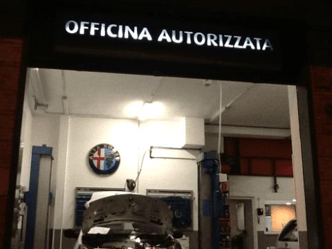 Autofficina autorizzata Lancia, Fiat, Alfa Romeo