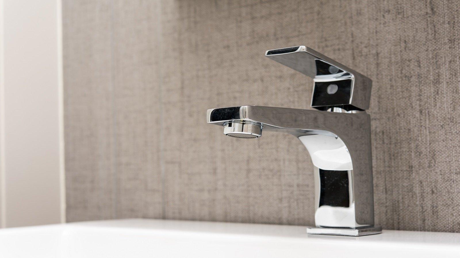 un rubinetto