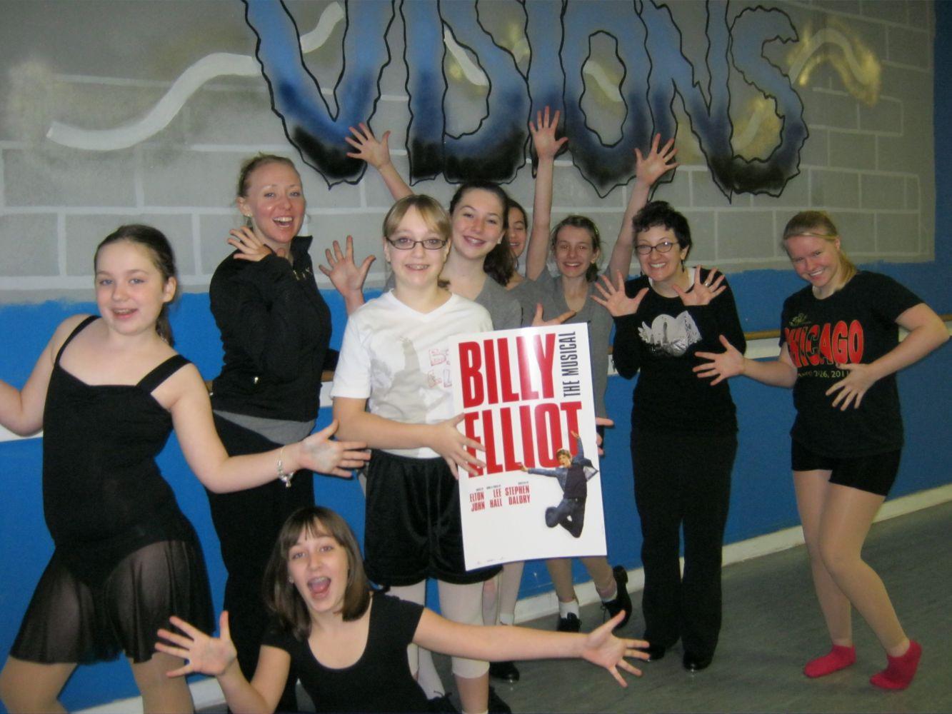 Visions Dance Studio Inc images