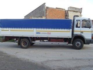 Patente per Camion