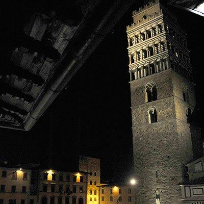 piazza principale della città, Piazza del Duomo.