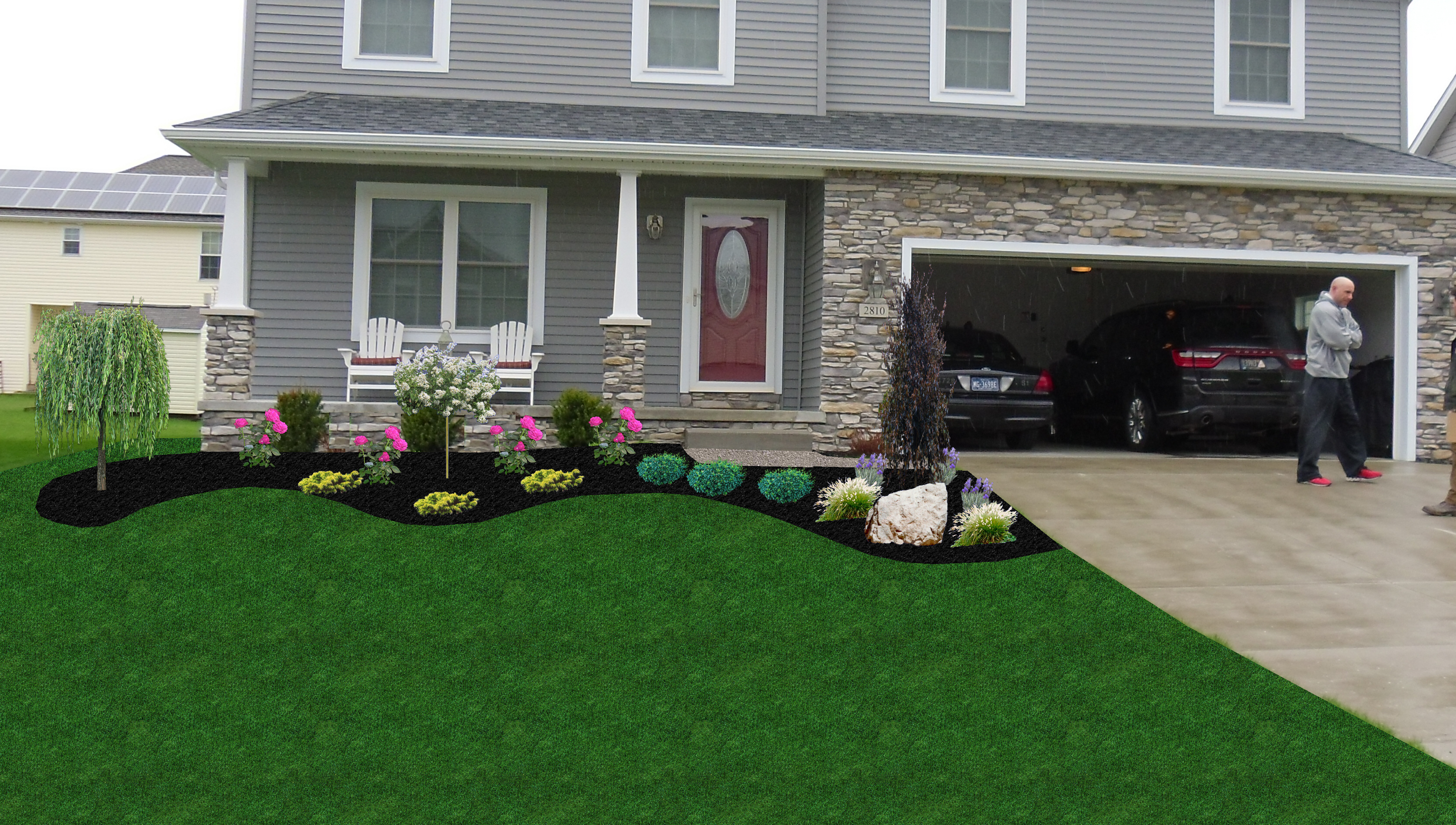 Landcape Design, Landscaping, 3D Imaging