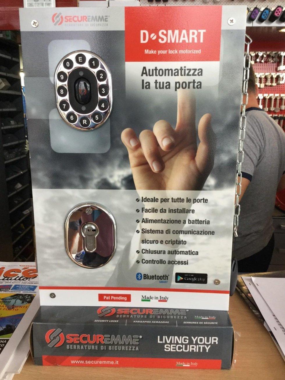 porta automatizzata