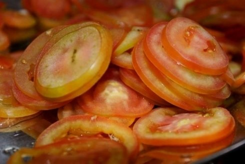 verdura fresca per cucinare