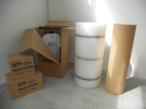 fornitura materiale per imballaggi