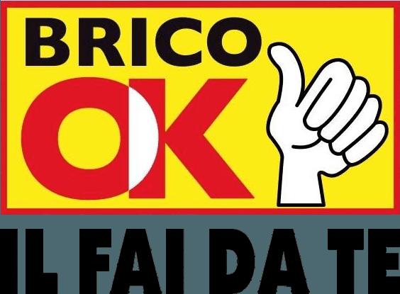 BRICO OK - IL FAI DA TE - LOGO