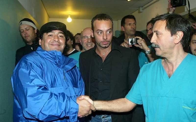 Maradona amaci bologna
