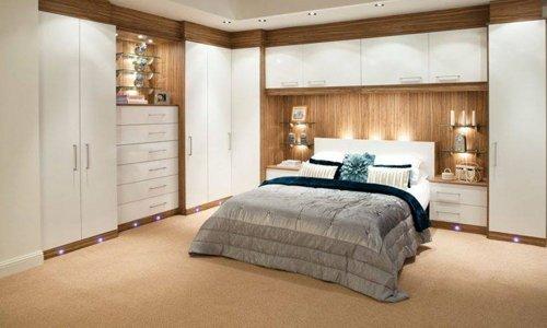 Bedroom installation