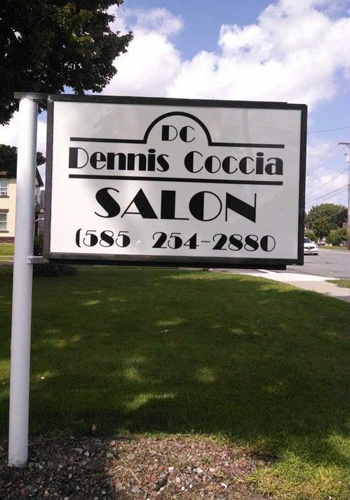 DC Dennis Coccia Salon for custom hair designs in Rochester, NY