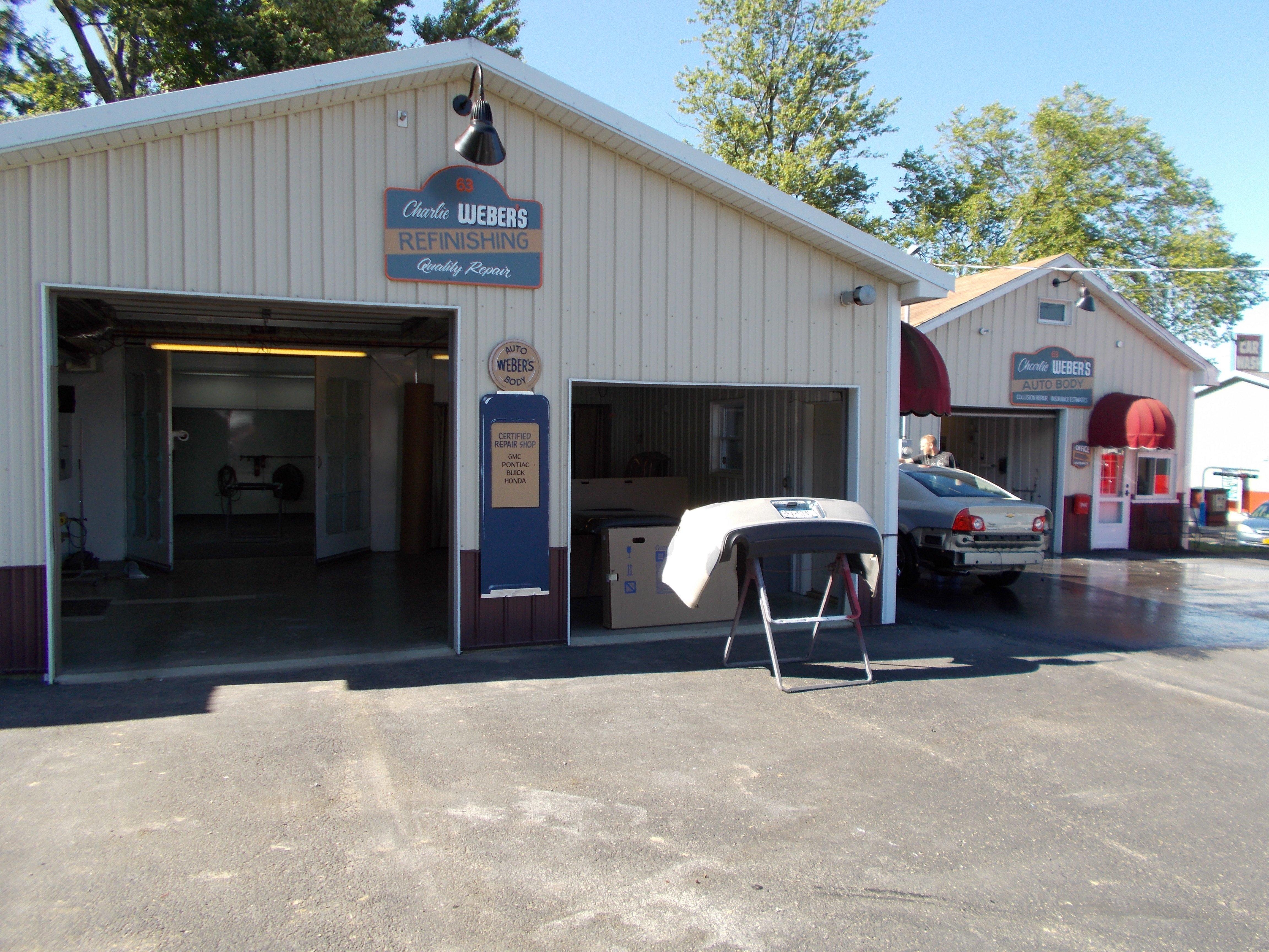 Auto Body Shop Lakewood, NY