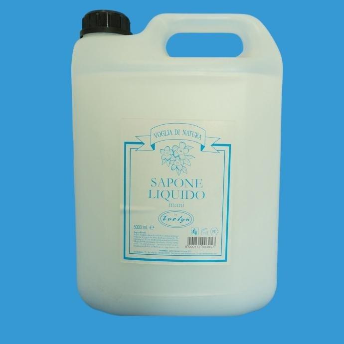 Sapone Bianco lavamani lt 5