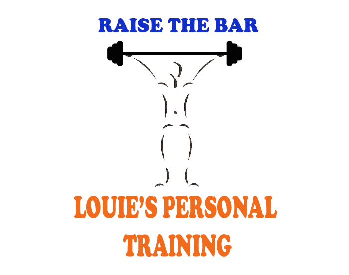 louie's personal training logo