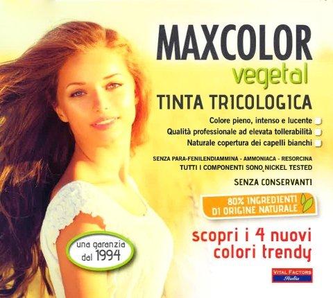 maxcolor vegetal