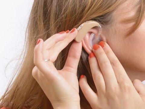 apparecchi audiologici