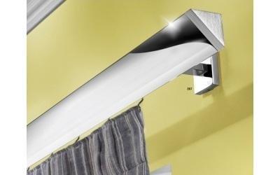 Baston di acciaio di forma triangolare