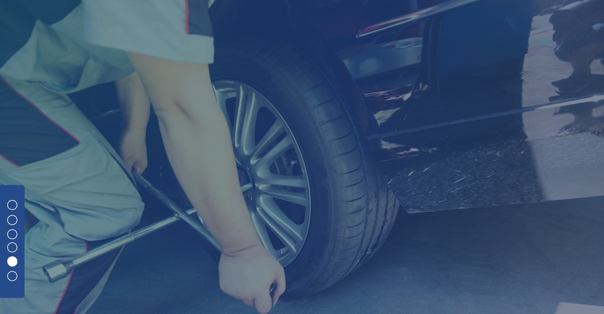 Towngate Tyres services