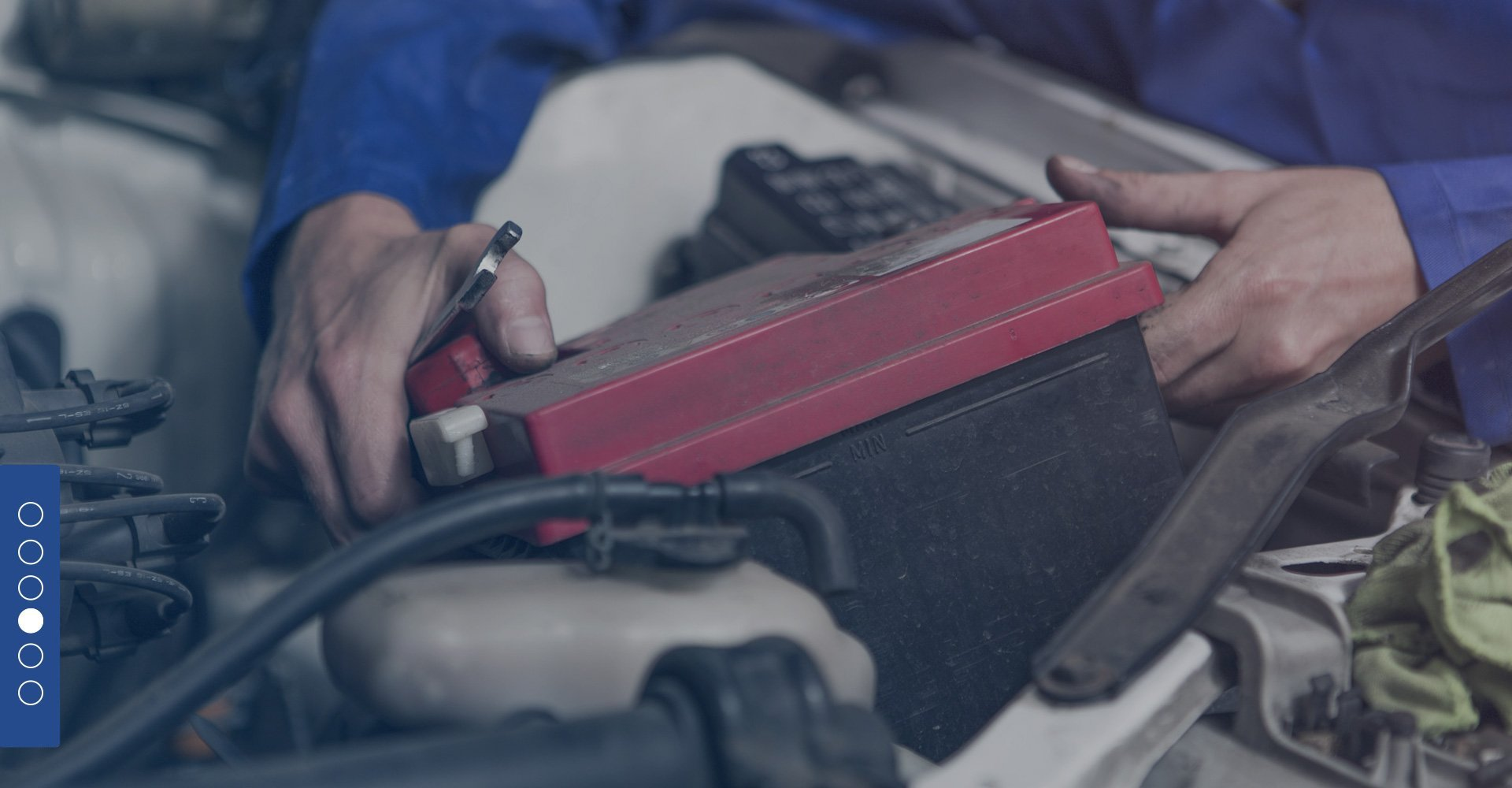 replace your car battery