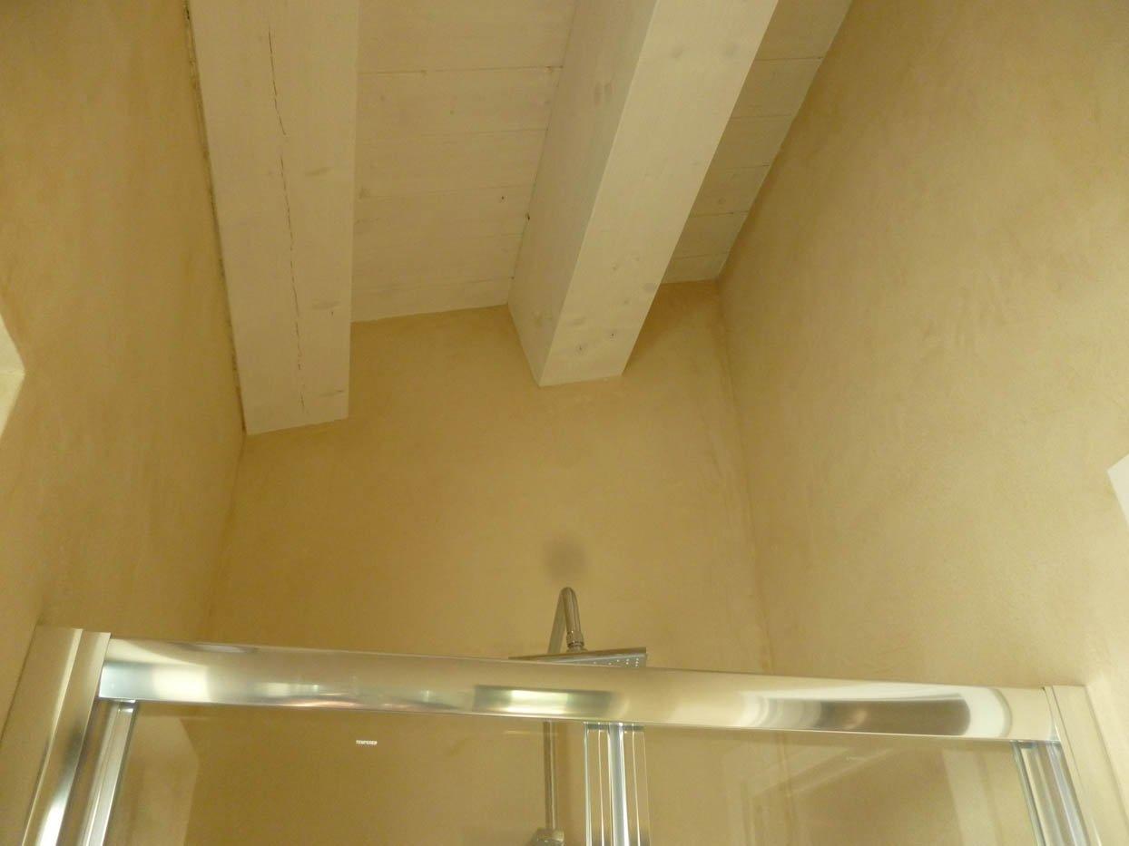 soffitto di un bagno