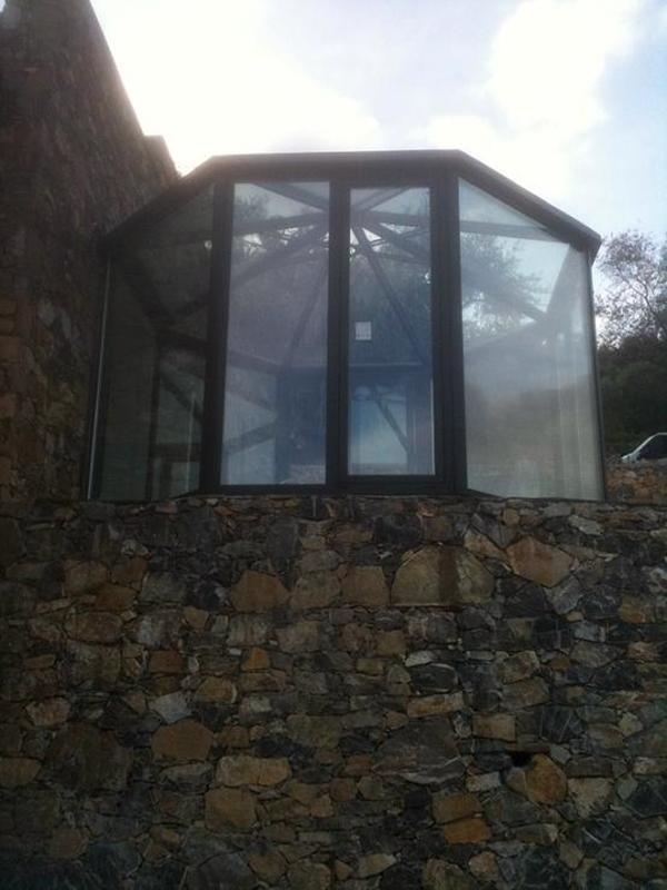 strutture in vetro e alluminio