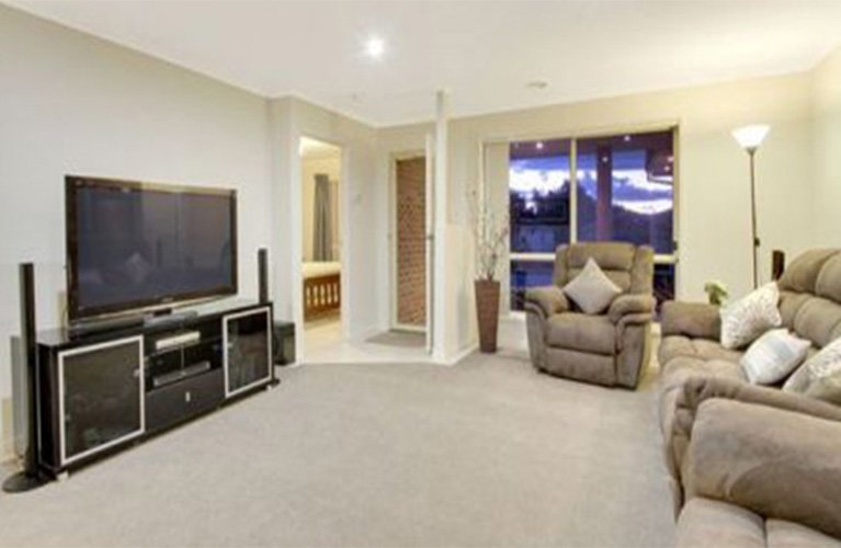shane billington painting and decorating living room