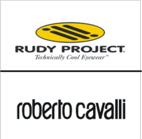 rudy project - roberto cavalli