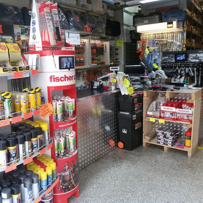 prodotti negozio Bencini e Malavilti