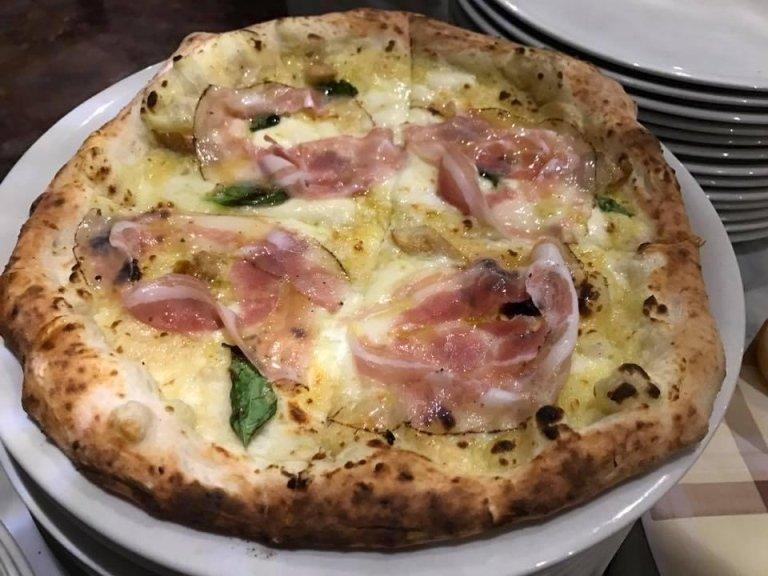 Pizza purè di patate di Avezzano