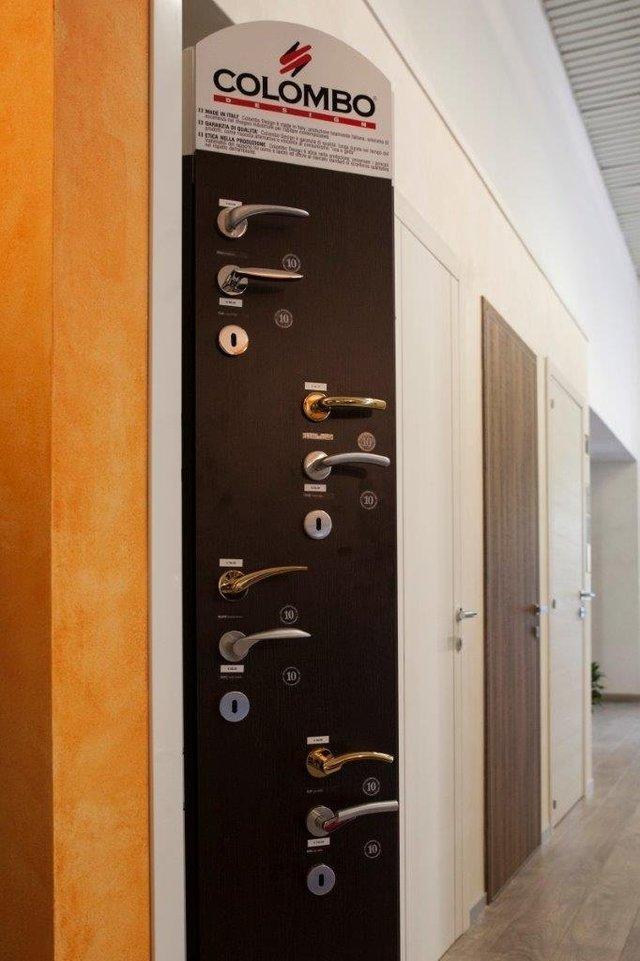 vendita serrature con marca COLOMBO