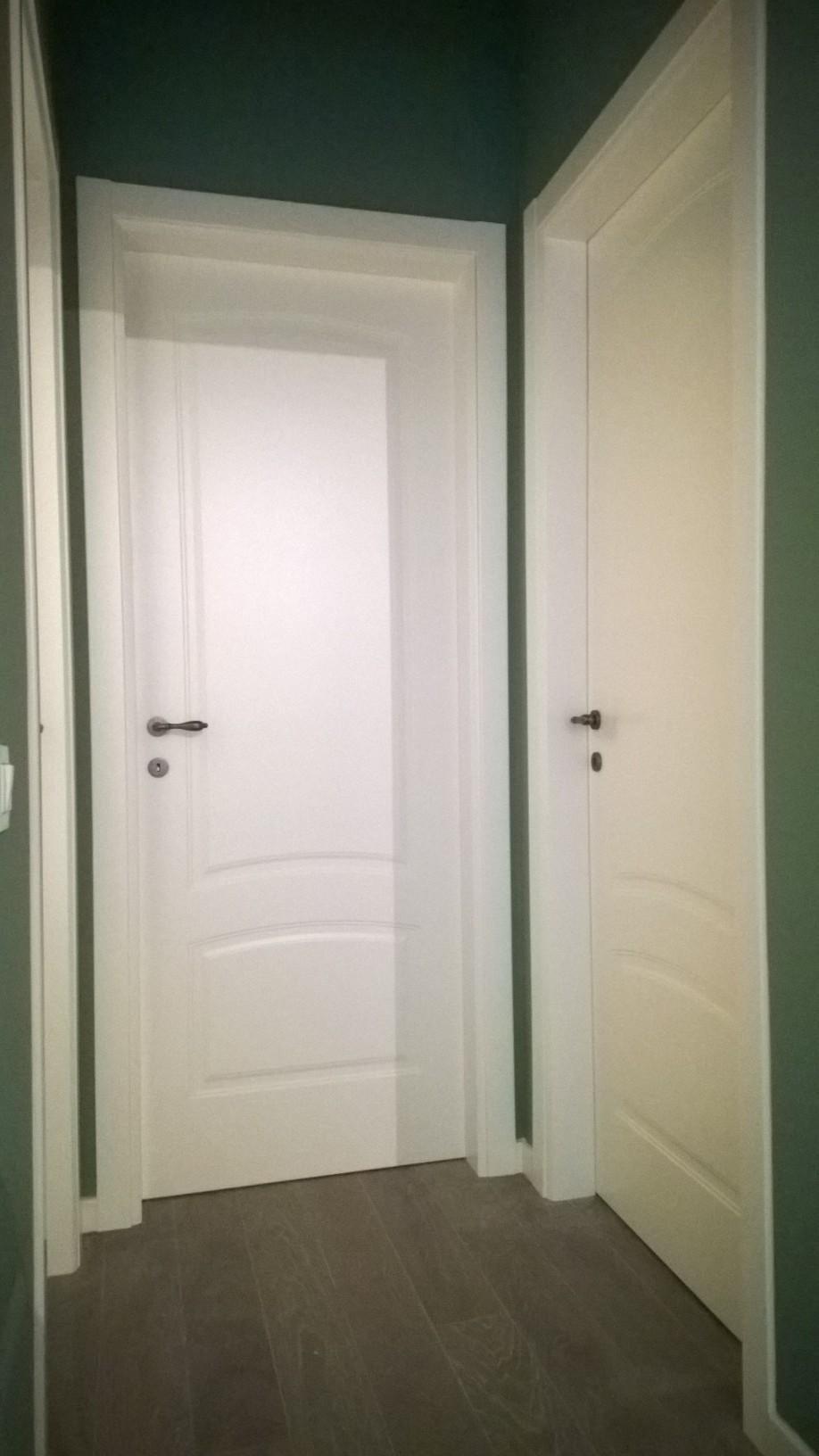 Vendita porte trieste trieste ipr serramenti porte e finestre - Porte interne bianche ...