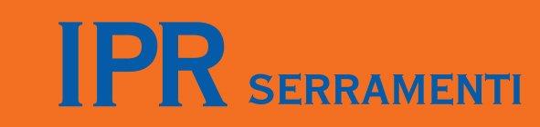 IPR SERRAMENTI PORTE E FINESTRE logo