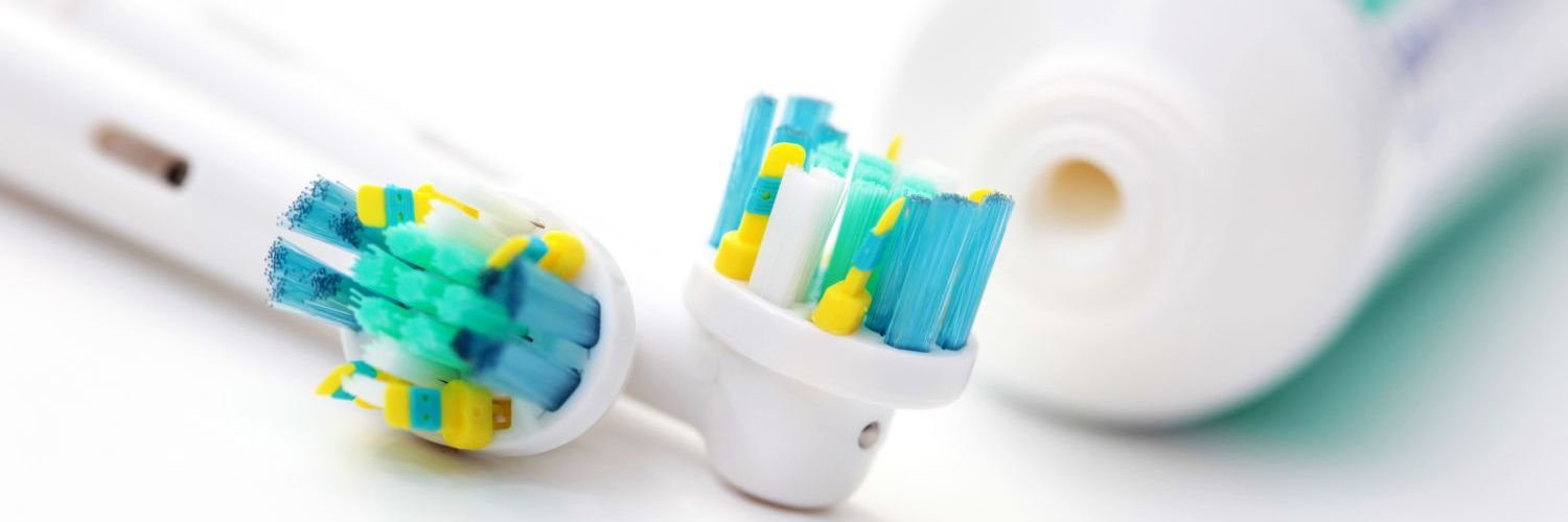 Toothbrushes recommended by dental practice in Winder, GA