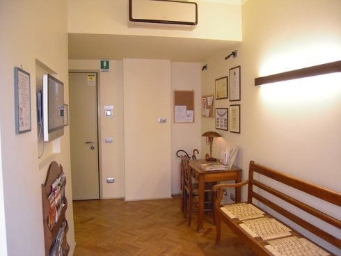 Sala attesa Giaretta Michele