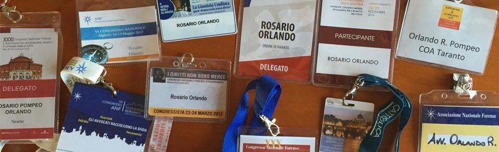 Avvocato Orlando Taranto