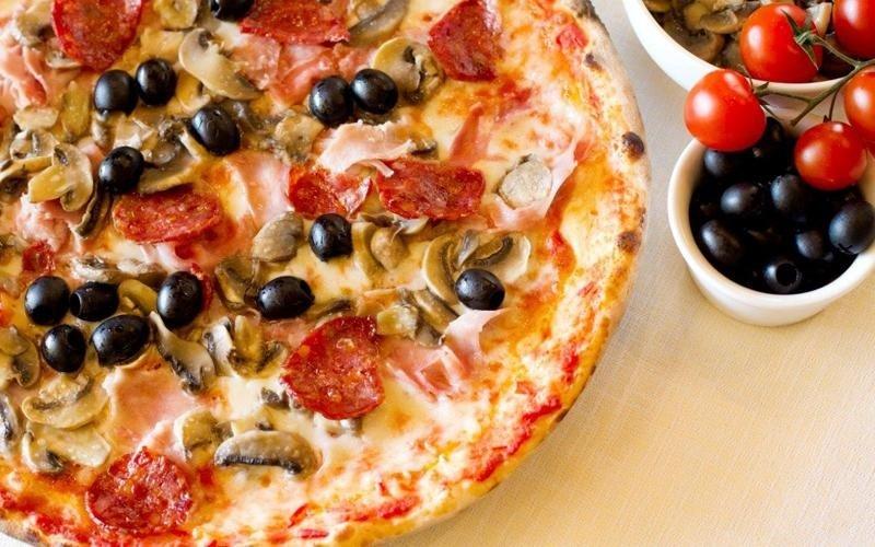 Pizza capricciosa Castelfranco Veneto
