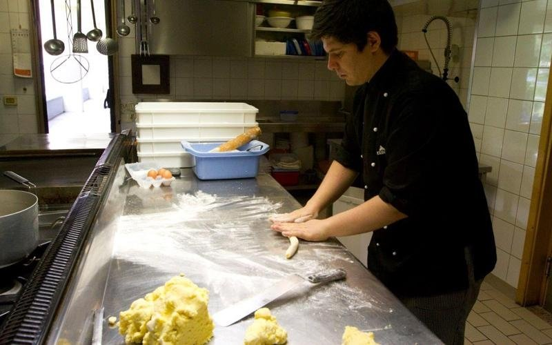 Pastificio e ristorante gestione familiare
