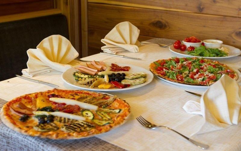 Pizze farcite Veneto