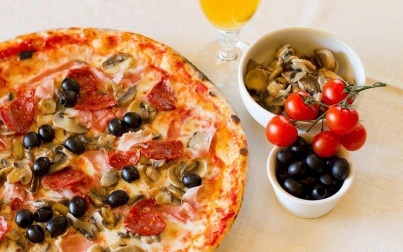 Pizzeria e birreria