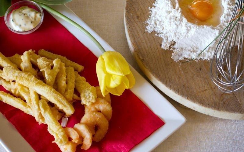 Pesce frittura