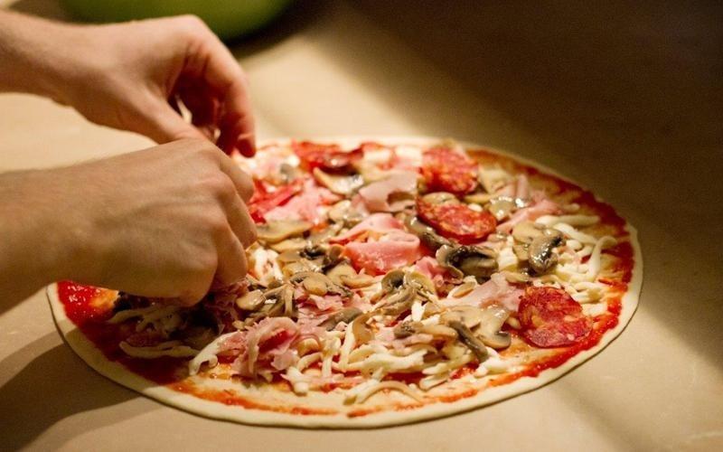 Pizza tradizionale Castelfranco Veneto