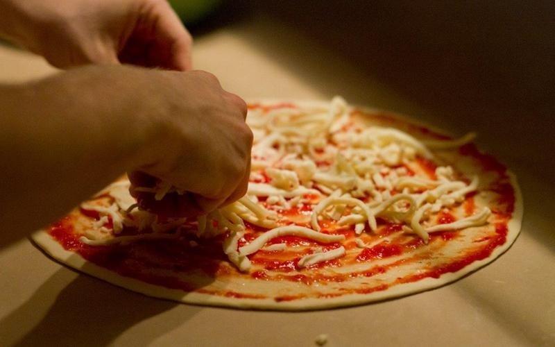 Pizzeria creativa