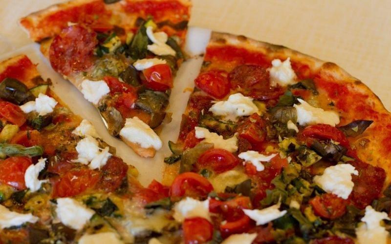 Pizza alta digeribilita