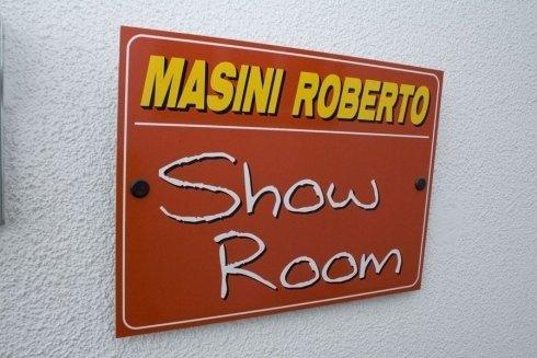 masini roberto showroom