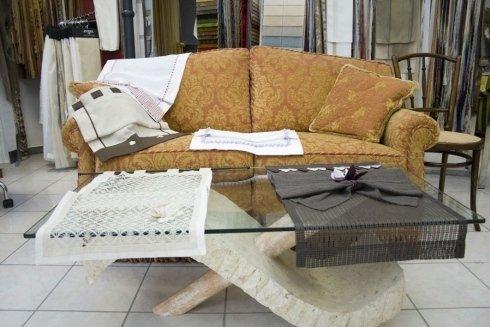 tapezzeria artigianale per arredamenti