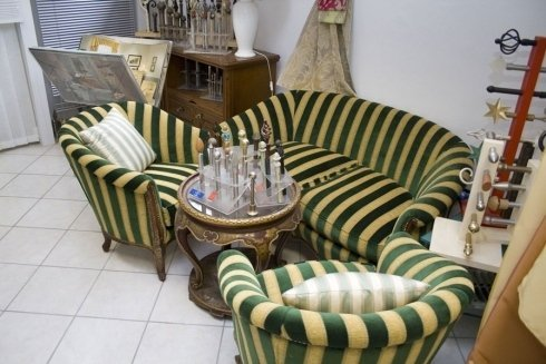 divani e arredamento soggiorno