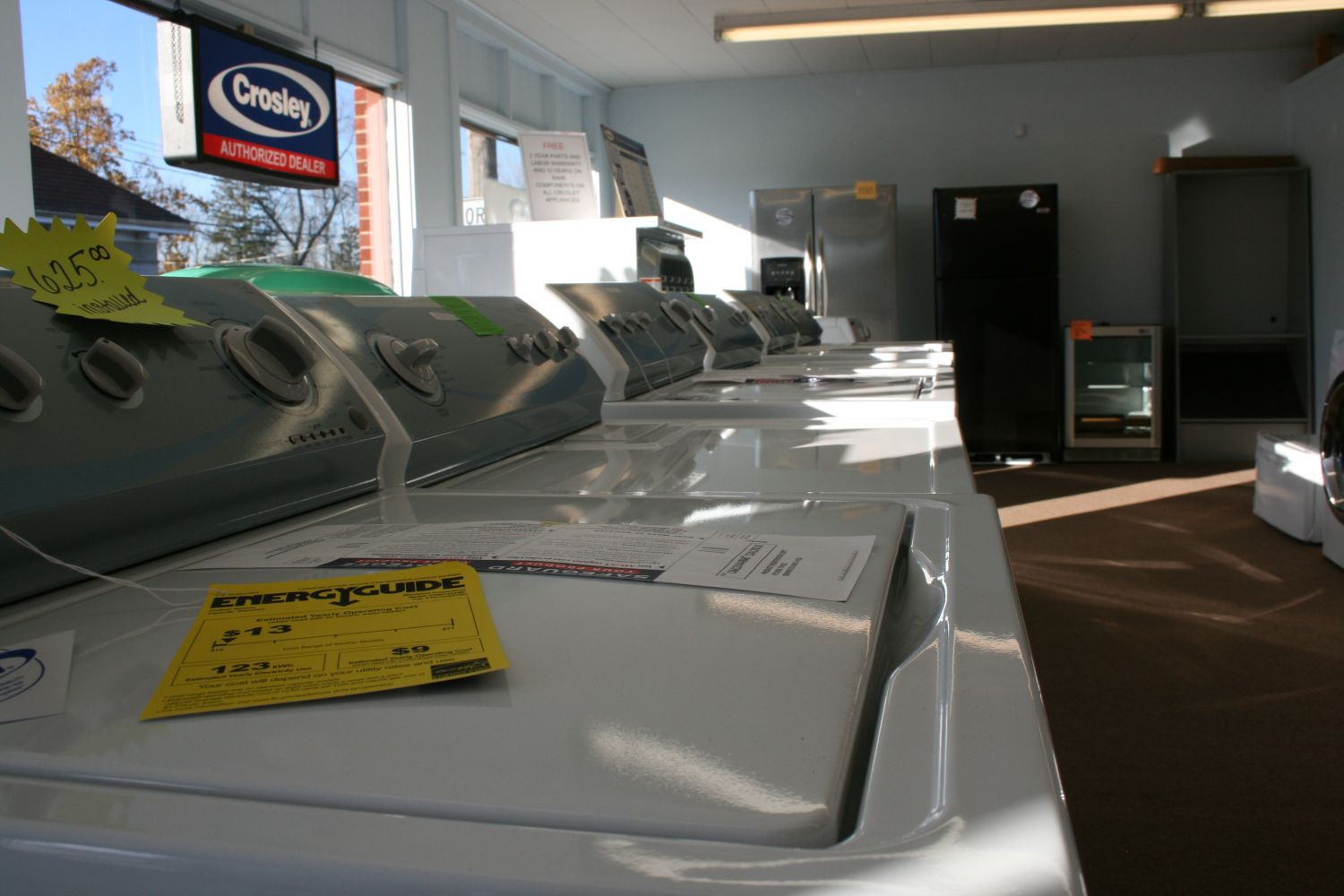 Washing machine and the best choice for appliance sales in Twinsburg, OH