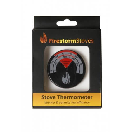 Stove thermometers and stove glass cleaners