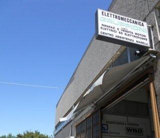 elettromeccanica Gruppioni - pompe elettriche,motori elettrici e componenti - Bologna