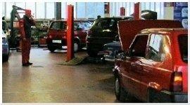 auto di cortesia, vettura sostitutiva, riparazioni auto