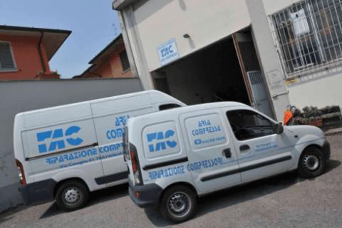 riparazione compressori